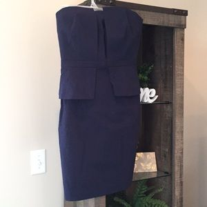 New with tags- Banana Republic strapless dress